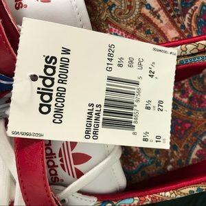Rare Adidas Sleek Series Concord Round Sz 10 NWT